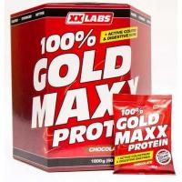XXLABS GOLD MAXX 100% protein jahoda 1800 g