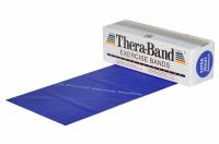 THERA-BAND Posilovací guma extra silná modrá 5,5 m