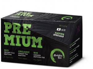 BIO MATCHA TEA Premium 20x1,5 g