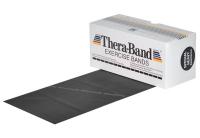 THERA-BAND Posilovací guma speciálně silná černá 5,5 m