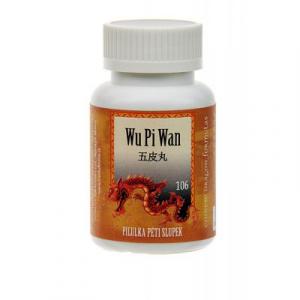 TCM Pilulka pěti slupek (Wu Pi Wan 106) 200 kuliček