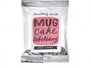 NOMINAL Hrníčkový dortík MUG CAKE Čokoládový bez lepku 60 g