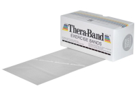 THERA-BAND Posilovací guma super silná stříbrná 5,5 m