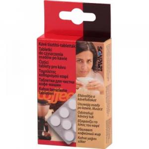LAICA Profesionální čistící tabletky do kávovarů atd 10 ks