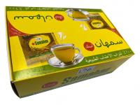 I lOVE HUMMUS Samahan přírodní bylinný nápoj 100 sáčků