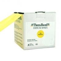 THERA-BAND Posilovací guma slabá žlutá 45,5 m