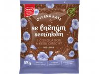 SEMIX Ovesná kaše s čokoládou, kešu ořechy a lněným semínkem 65 g