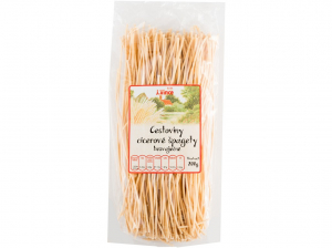 J.VINCE Těstoviny cizrnové bezvaječné špagety 200 g