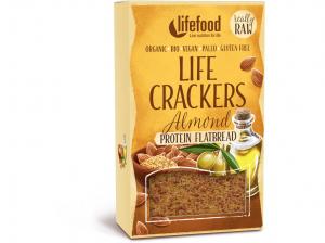 LIFEFOOD Life crackers Chlebánek 80 g BIO