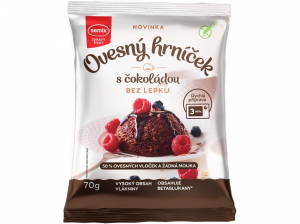 SEMIX Ovesný hrníček s čokoládou 70 g