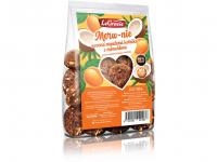 LEGRACIE Ovocné nepečené sušenky Meru-nie 150 g