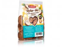 LEGRACIE Ovocné nepečené sušenky Koko-ski 150 g