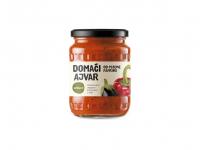 ZDRAVO Ajvar z pečené papriky 560 g