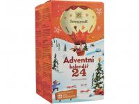 SONNENTOR Adventní kalendář BIO 24 druhů koření