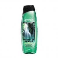 AVON Senses Sprchový gel pro muže Amazon Jungle 500 ml