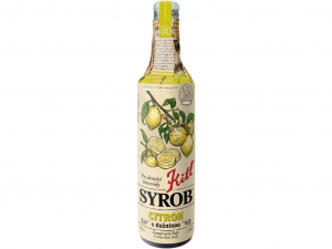 KITL Syrob Citron s dužinou 500 ml