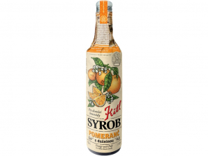 KITL Syrob Pomeranč s dužinou 500 ml