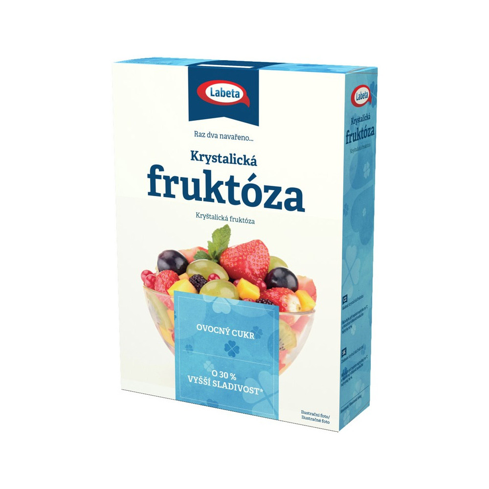 LABETA Fruktóza 500 g