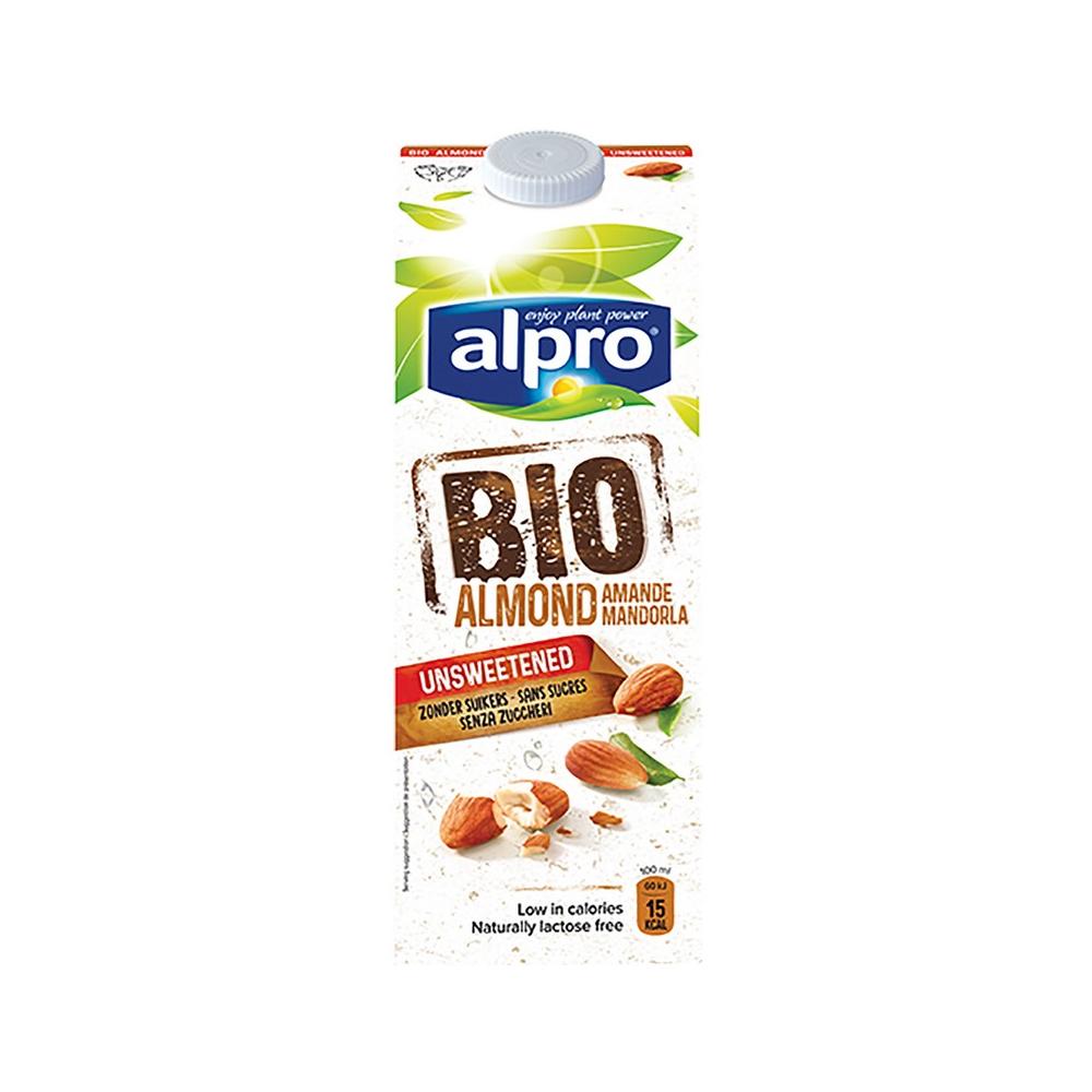 ALPRO Mandlový nápoj 1 l BIO