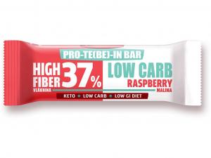 LEGRACIE Pro-Te(Be)-In bar tyčinka malina 35 g