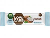 TOPNATUR Tyčinka Low carb kokos 40 g
