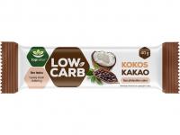 TOPNATUR Tyčinka Low carb kokos kakao 40 g