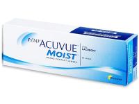 JOHNSON Acuvue Moist Jednodenní kontaktní čočky 30 kusů