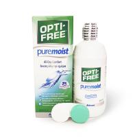 ALCON OPTI-FREE PureMoist Roztok na kontaktní čočky 300 ml