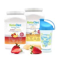 KETODIET 2 týdenní proteinové nápoje Basic 1. krok 70 porcí