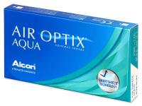 ALCON Air Optix Aqua měsíční čočky 6 kusů