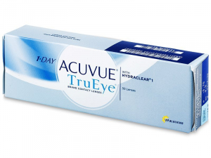 JOHNSON Acuvue TruEye Jednodenní kontaktní čočky 30 kusů