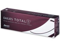 ALCON Dailies Total Jednodenní kontaktní čočky 30 kusů, Počet dioptrií: -9,00, Počet kusů v balení: 30 ks, Průměr: 14,1, Zakřivení: 8,5