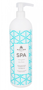KALLOS Cosmetics SPA sprchový gel 1000ml
