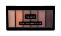 GABRIELLA SALVETE Eyeshadow Palette oční stín 12,5 g 01 Nude