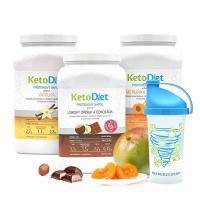 KETODIET 3týdenní proteinové nápoje Medium1.krok 105 porcí