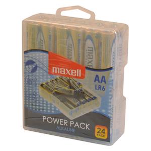 MAXELL LR6 24BP AA Power - alkalické baterie