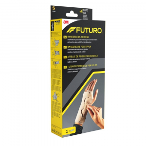 3M FUTURO™ Zápěstní bandáž s oboustrannou dlahou velikost S