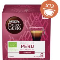 NESCAFÉ Dolce Gusto Peru Cajamarca Espresso kapsle 12 ks