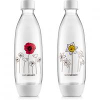 SODASTREAM Náhradní lahev na sodu FUSE Květiny v zimě 2x1 l