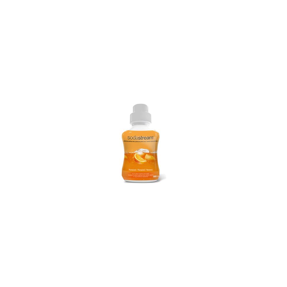 SODASTREAM Koncentrát příchuť pomeranč 500 ml