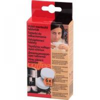 LAICA Tablety pro odstraňování vodního kamene do výrobníků kávy atd 6 ks
