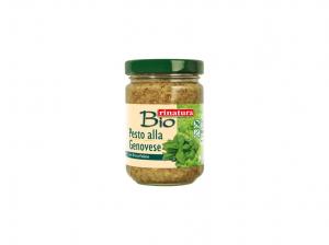 RINATURA Bio Pesto bazalkové bezlepkové 125 g