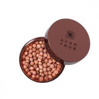 AVON Bronzové tónovací perly Medium Tan 22 g