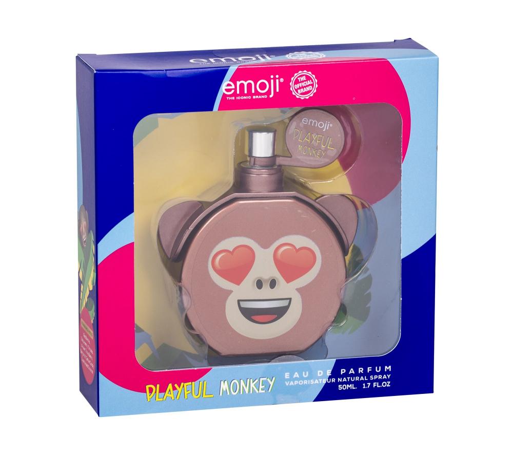 EMOJI Playful Monkey Parfémovaná voda pro děti 50 ml