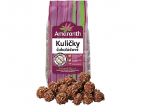 AMARANTH Kuličky Čokoládové 100 g