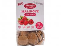 ZEMANKA Bezlepkové pohankovo malinové sušenky 100 g BIO
