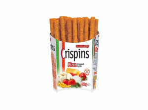 EXTRUDO Crispins tyčka Pizza 60 g