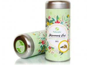 NATURALIS Čaj zázvorový 70 g BIO