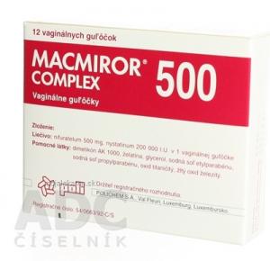 MACMIROR COMPLEX 500  12 Pesar