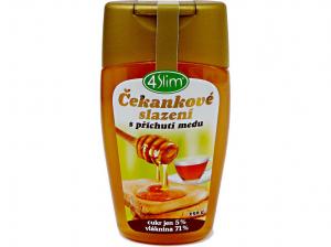 4SLIM Čekankové slazení s příchutí medu 250 g